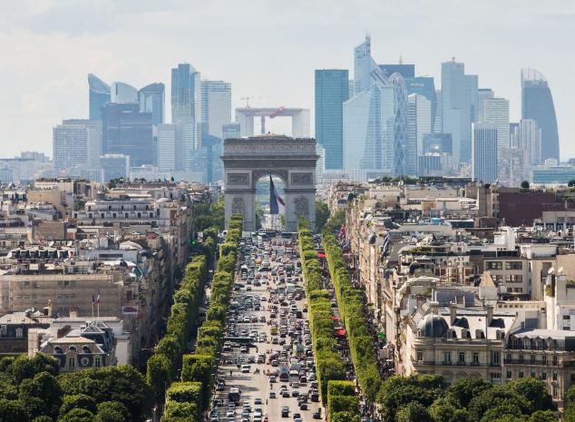 报告显示,巴黎大区贫富分化最严重