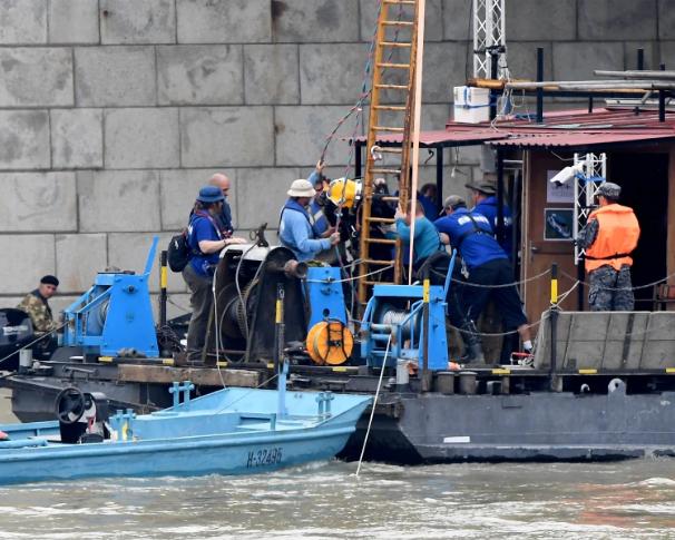 匈牙利游船相撞事故遇难者升至24人