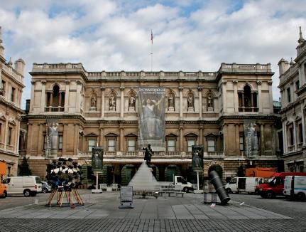 """艺术家班克西最新""""脱欧""""作品 将在皇家美术研究院展出"""