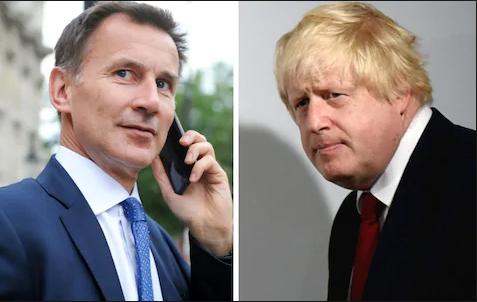 """英首相候选人终极对决!""""中国女婿""""硬拼约翰逊,牛津校友大战"""