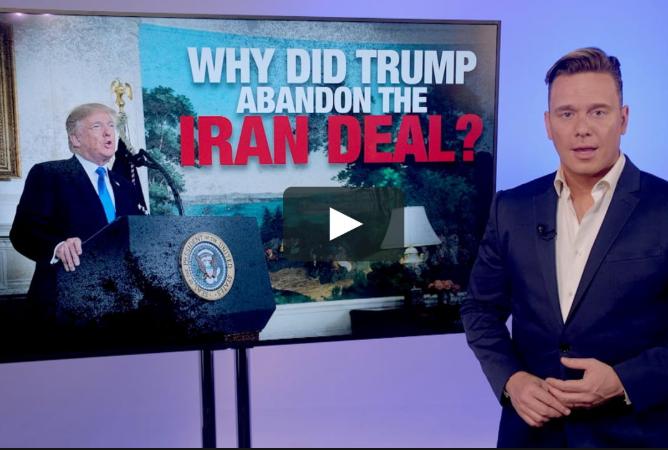 特朗普证实叫停对伊朗军事行动 称无意与伊朗开战