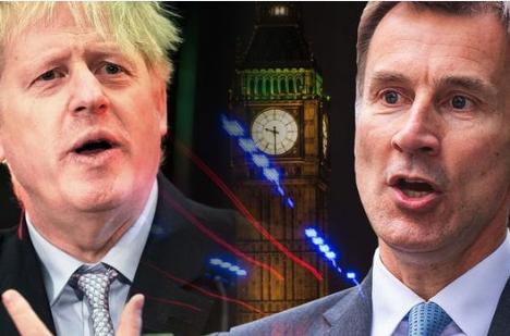 英国首相之位大战,亨特和约翰逊谁赢?人设靠不住,关键看这点