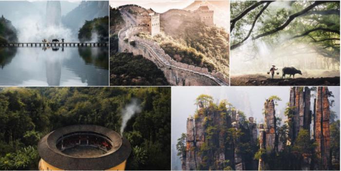 英国摄影师拍中国在INS上爆红!背后的故事原来是这样