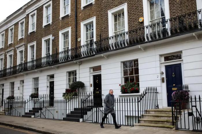 英国八成富豪把家安在伦敦,这个区最壕
