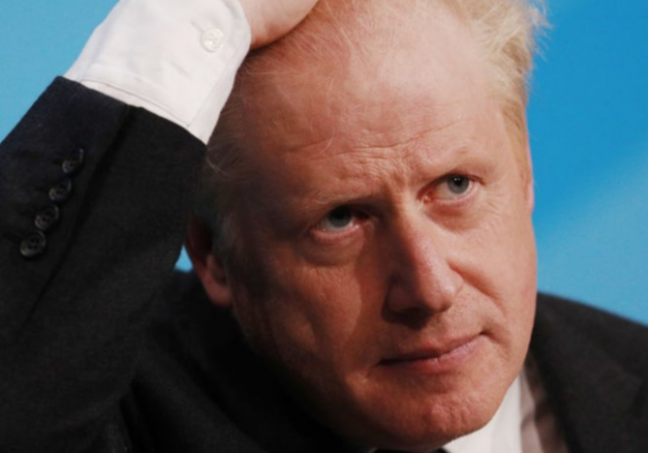 刚刚,约翰逊当选英国新首相!看完要接手的烂摊子,笑不出