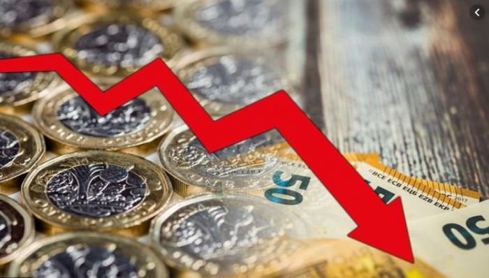 跌跌不休?今早英镑兑欧元跌至10年来最低