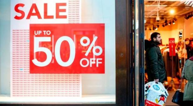 数据:英国市中心商店空置率创四年新高