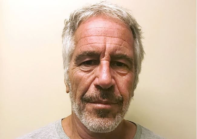 爱泼斯坦尸检报告显示颈部多处骨折 专家:他杀可能性很高