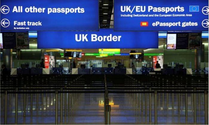 来英欧盟年净移民数达5.9万人,创6年新低