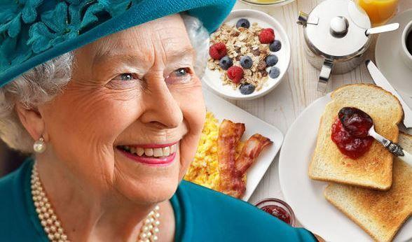 英女王度假点外卖太接地气!御厨揭王室餐单真相了