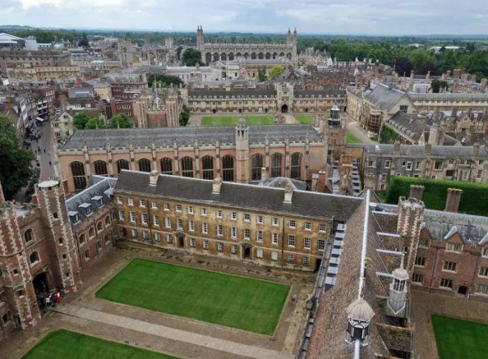 为了环境,剑桥大学的菜单里不再有牛羊肉