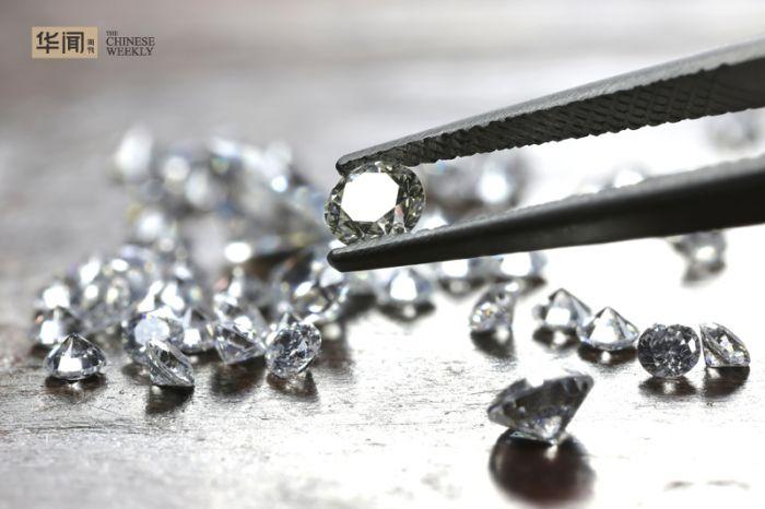 腾讯领投!专访用区块链追踪钻石生产轨迹的英国公司