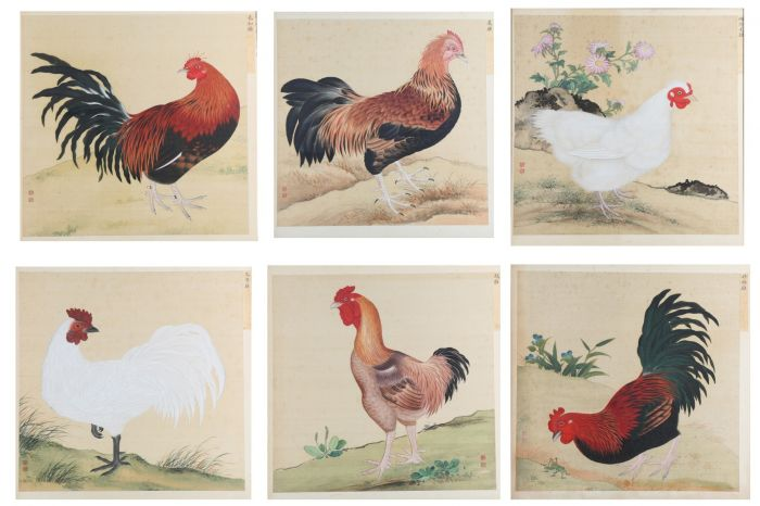 中国皇家失踪画作惊现英国拍卖行!成交价达估价十倍