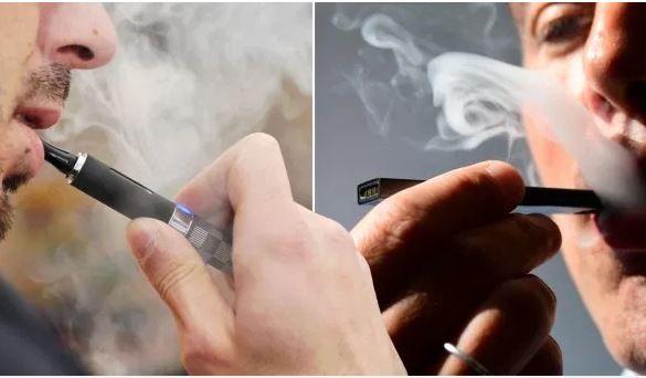 美研究:电子烟不比传统香烟更安全