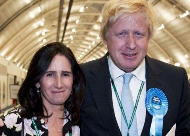 375万英镑豪宅终售出,约翰逊与第二任妻子在此居住近10年