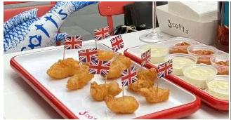英国炸鱼薯条竟开到了成都!英媒:国菜去中国了,激动…