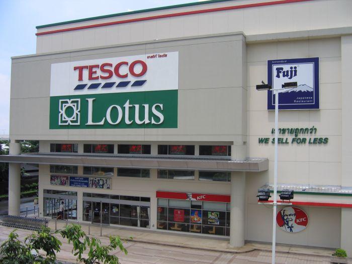 英国最大零售商乐购正考虑退出亚洲市场