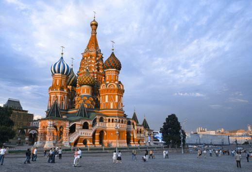 2019年上半年中国游客在俄消费额超过5亿美元