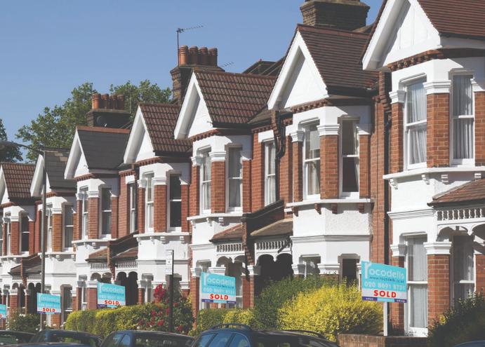 一张图告诉你2020年英国房价走势如何