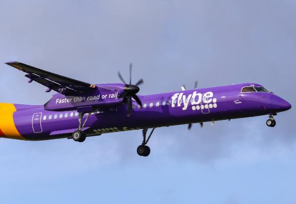 为帮廉航Flybe免于破产 英政府想出了这招?