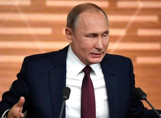 普京的《俄罗斯宪法》修正案草案获一读通过