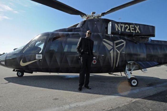 NBA巨星科比因坠机离世 FBI介入调查事故原因