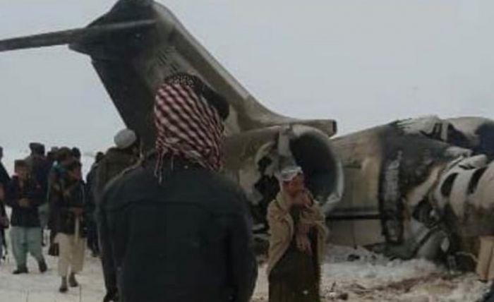 阿富汗塔利班发言人:击落一架美国中央情报局客机