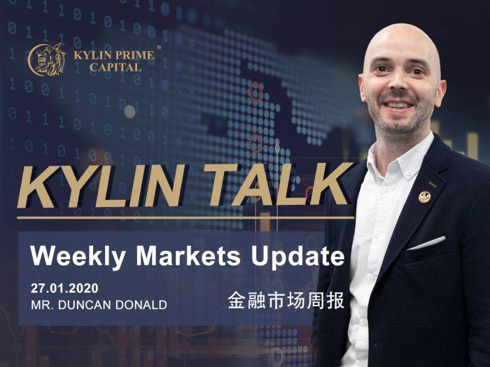 全球市场下跌?病毒来袭,哪种资产将受影响?(双语)