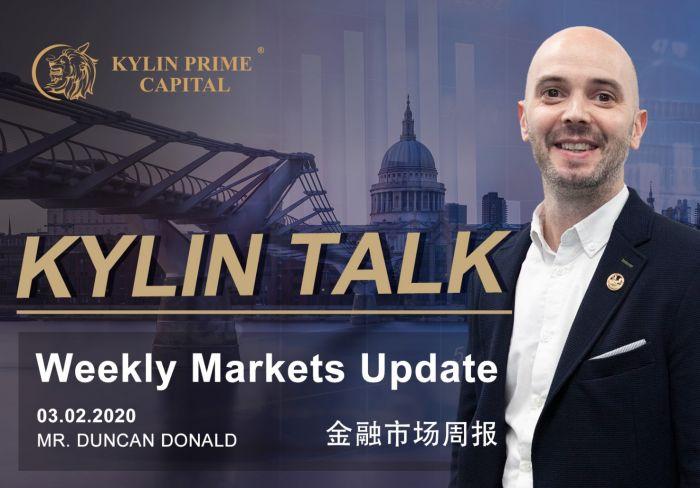 病毒不仅影响中国经济,全球市场需做长期应对准备(双语)