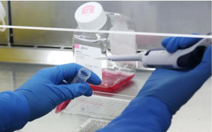 英科学家研制新冠疫苗重大突破!最早下周投入动物测试