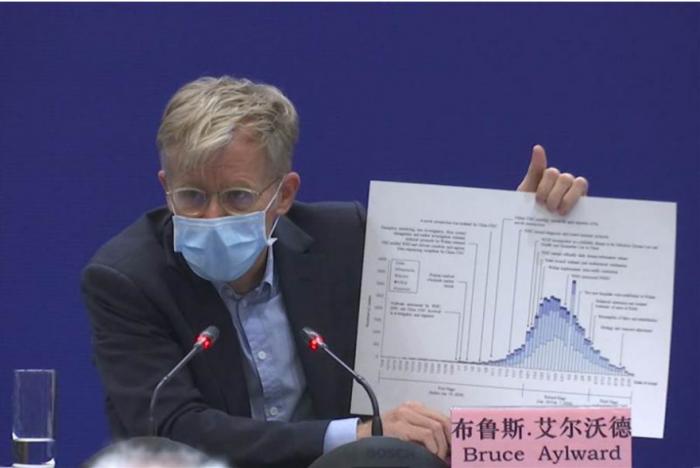 世卫考察组外方组长高度评价中国抗击疫情举措