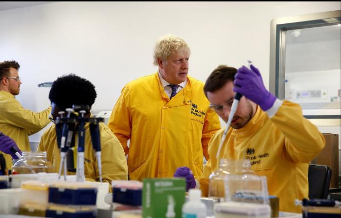 英国发布首个抗疫计划:不排除封城,鼓励在家工作