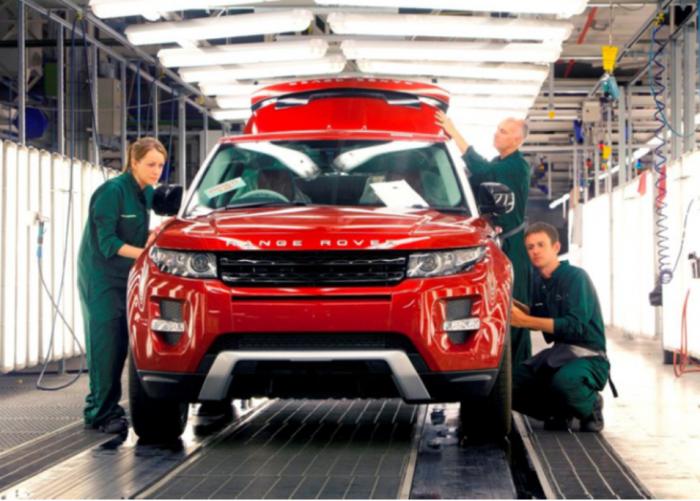 欧洲车企因疫情关闭多座工厂
