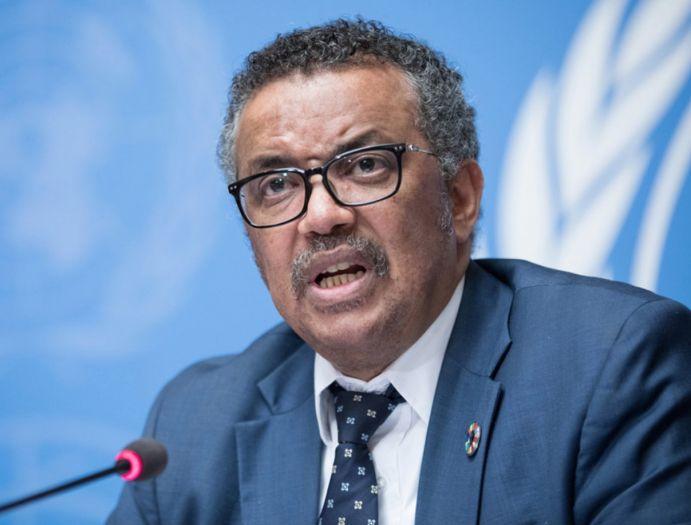 谭德塞:建议各国采取6项关键措施应对新冠肺炎疫情