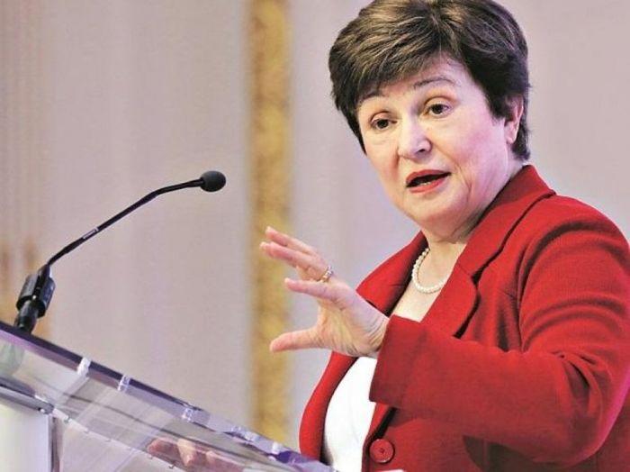 IMF总裁呼吁G20成员助其提升紧急融资能力