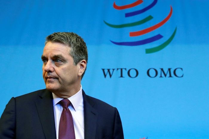 WTO掌门提前交棒 贸易秩序需要什么样的领导
