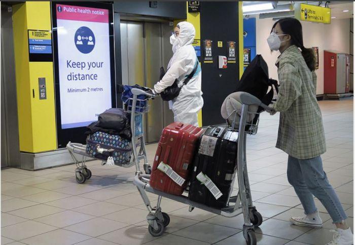 英中航班6月部分复航!英国真会要求海陆空入境隔离14天?