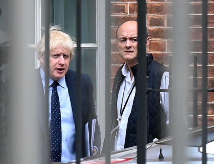 英首相军师回应隔离期出行:不后悔不辞职!约翰逊为何力保?