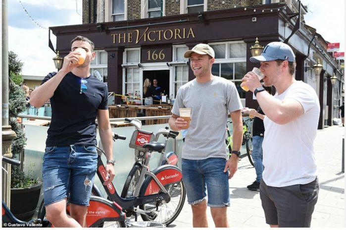 """英国本周高温来袭,酒吧或重开!但这些""""新常态""""你能适应吗?"""
