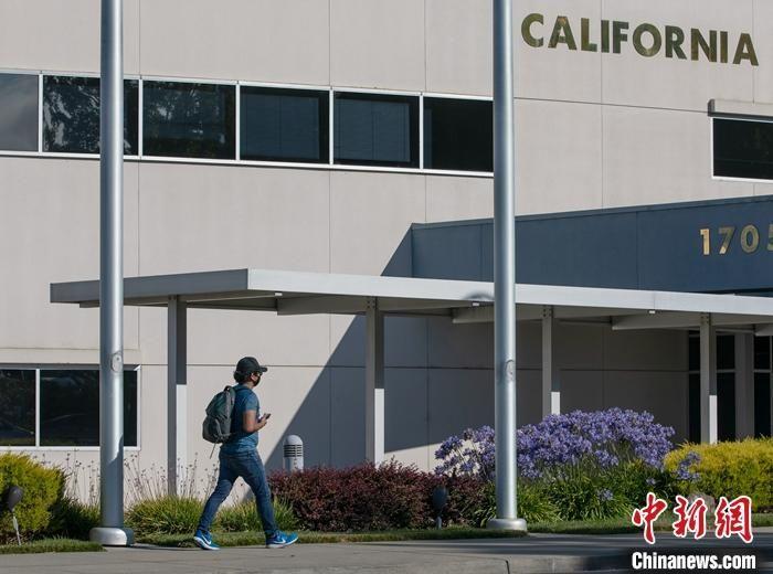 加州单日新增确诊病例数创新高 超纽约成美国确诊病例数最多州