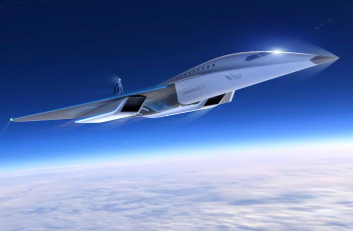 英企要造3倍音速商用飞机