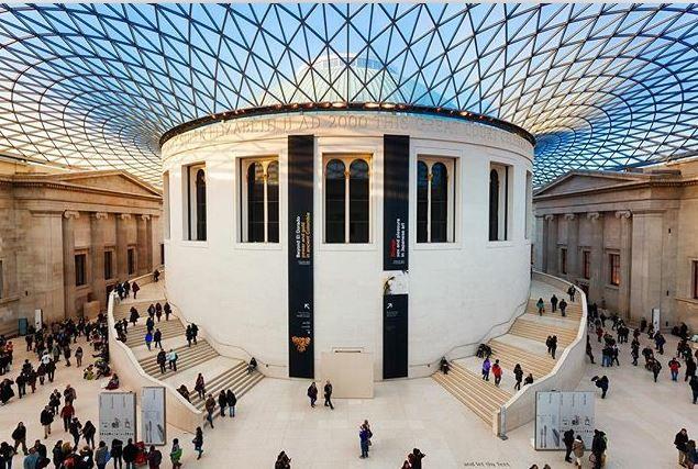 伦敦标志性圣诞集市取消?别哭!大英博物馆重开,建筑开放日回归
