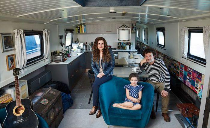 疫情下,大批伦敦人卖房搬船屋住!想过这样的生活,没那么简单