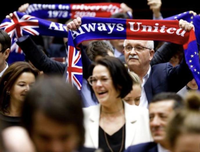 """英欧谈判代表将发表讲话 5年""""脱欧大戏""""结局不明朗"""