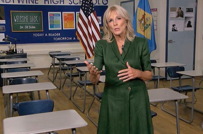 """拜登胜选!这名女老师将成""""第一夫人""""!拜登背后重要助力为何是她?"""