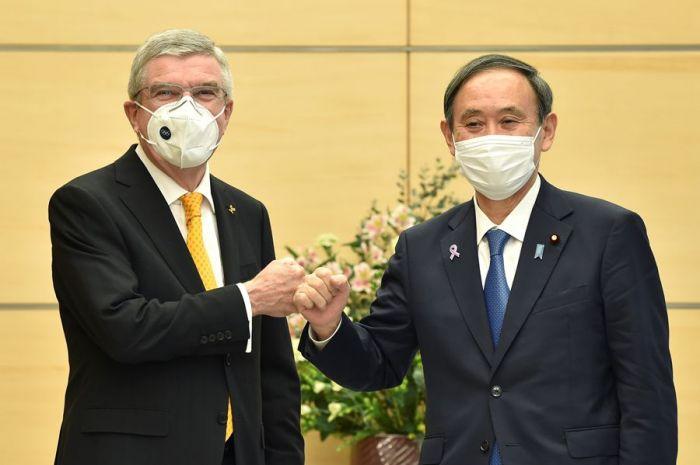国际奥委会主席:想要参加明年奥运会 或须注射新冠疫苗