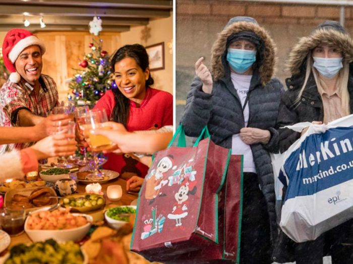 牛津疫苗可让老年人产生强烈免疫反应!圣诞期间将允许三个家庭室内聚会?
