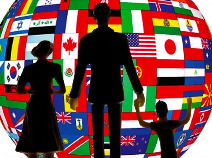 报告:中国国际移民输出总量世界第三 移民年轻化趋势显现