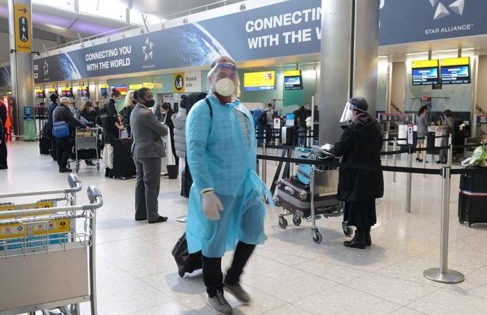 """入境英国需新冠阴性证明,Boots将可接种疫苗?伦敦进入""""重大事故""""状态"""