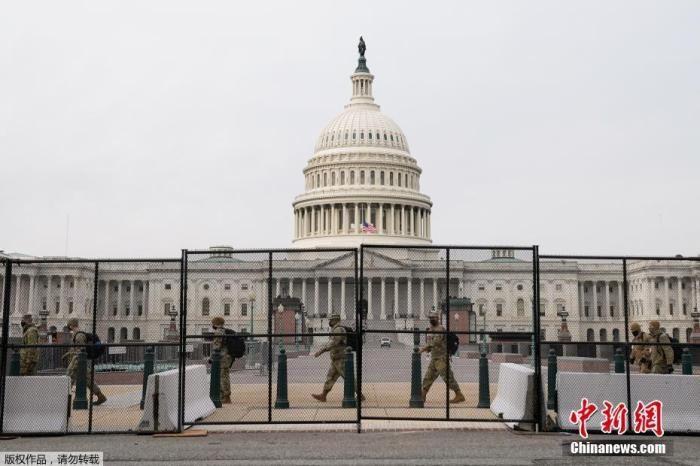 美众院正式提出弹劾决议,预计13日将全院表决